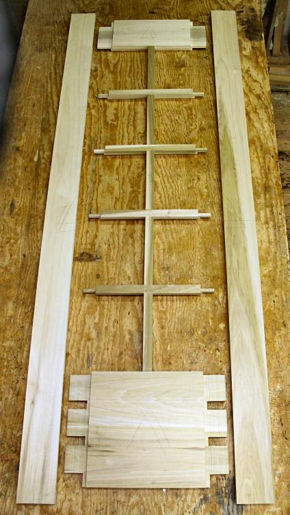 reproduction french door