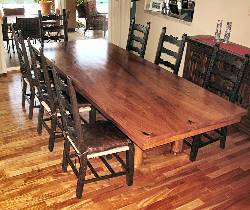 Dining Table 10: WGH Woodworking 2010-2011