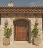 Antique Tuscany Style Entry